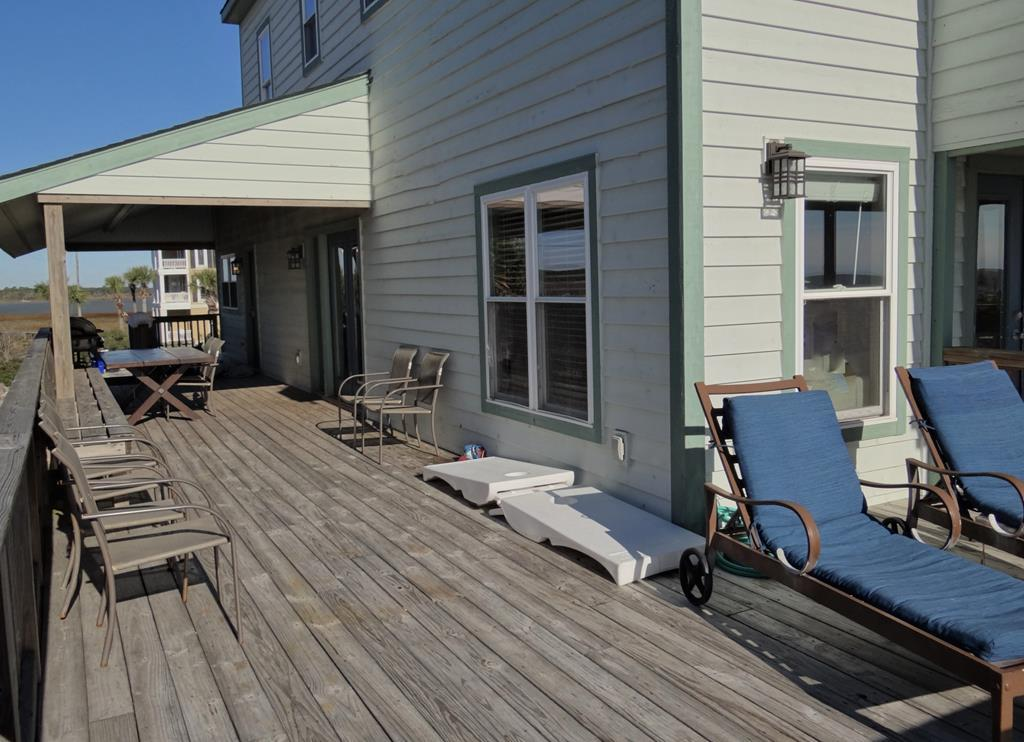 Wrap Around Porch with Lots Of Seating