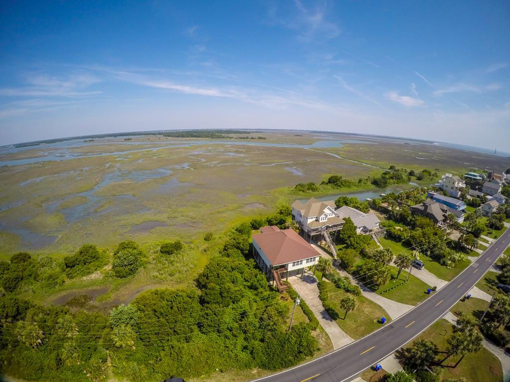 Over View Of Property & Marsh