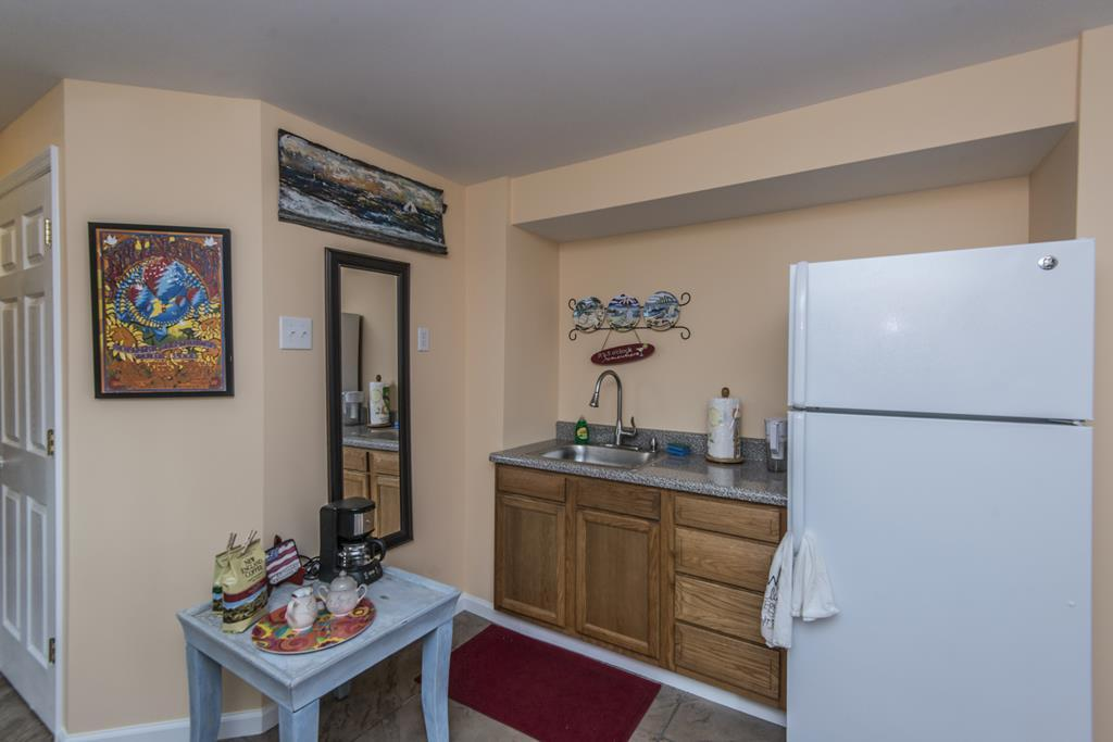 Mother-In-Law Suite Kitchenette