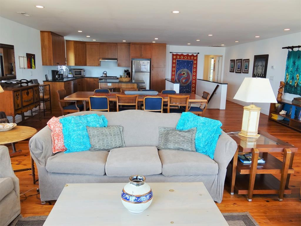 Living Room, Dining Area, Kitchen