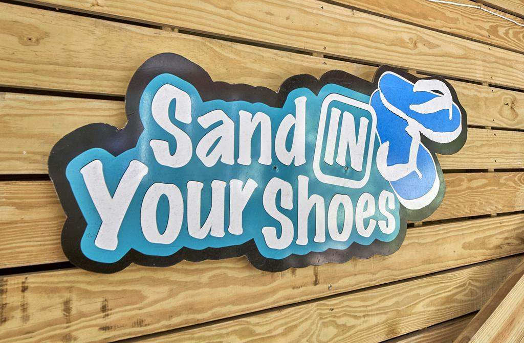 Sand In Your Shoes