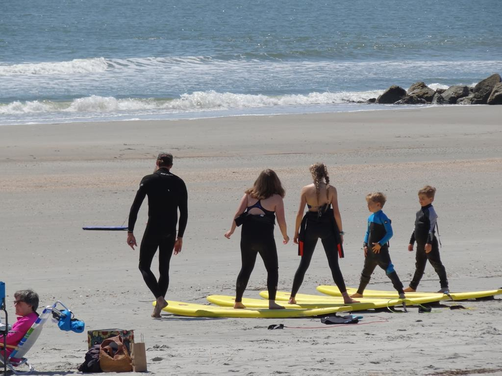 We can make Surf Lesson Recommendations