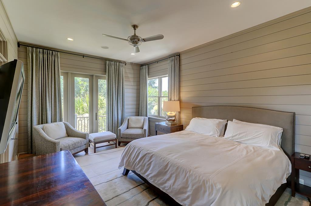 Master Suite with private deck