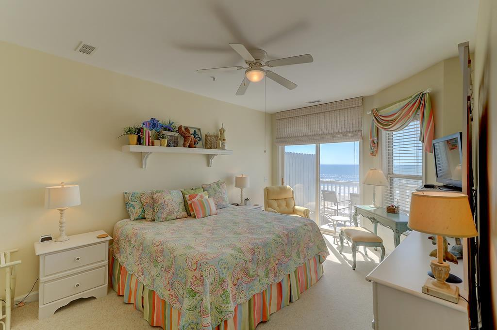 Master Bedroom - King - Ocean View