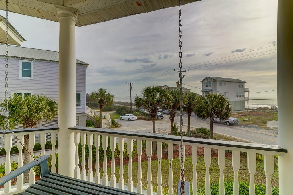 Ocean View Front Porch