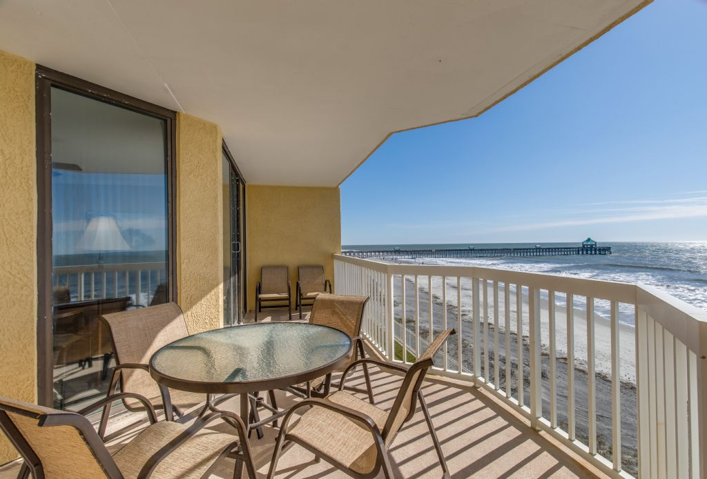 Chas. Oceanfront Villas 308 - Carolina Gold | Photo 1