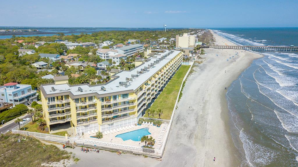 Chas. Oceanfront Villas 422 - A View to Remember   Photo 33