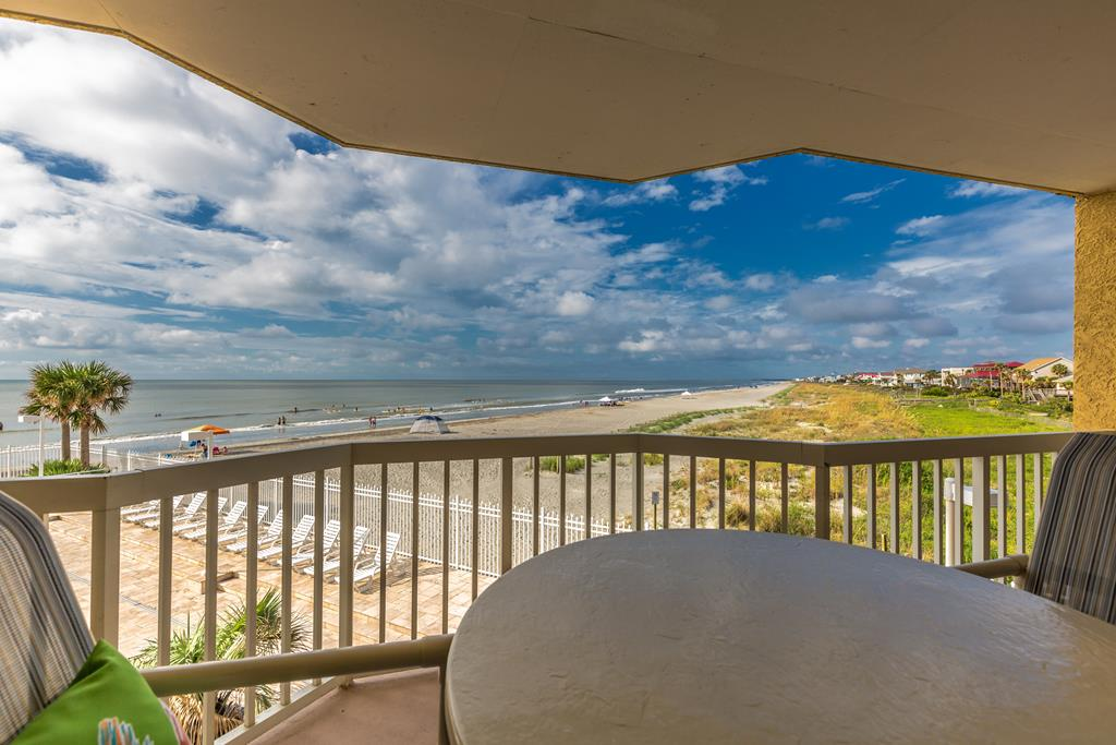 Chas. Oceanfront Villas 123 - Sunset on the Rox | Photo 2