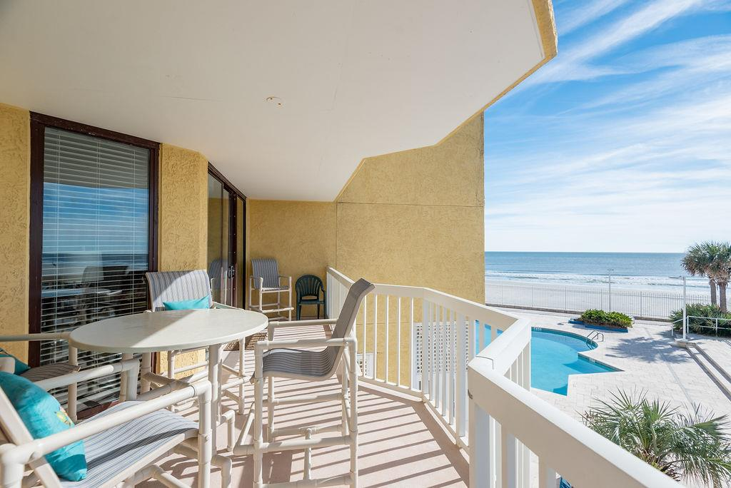 Chas. Oceanfront Villas 123 - Sunset on the Rox | Photo 27