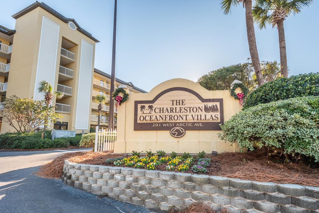 Chas. Oceanfront Villas 403 - The Good Life | Photo 4