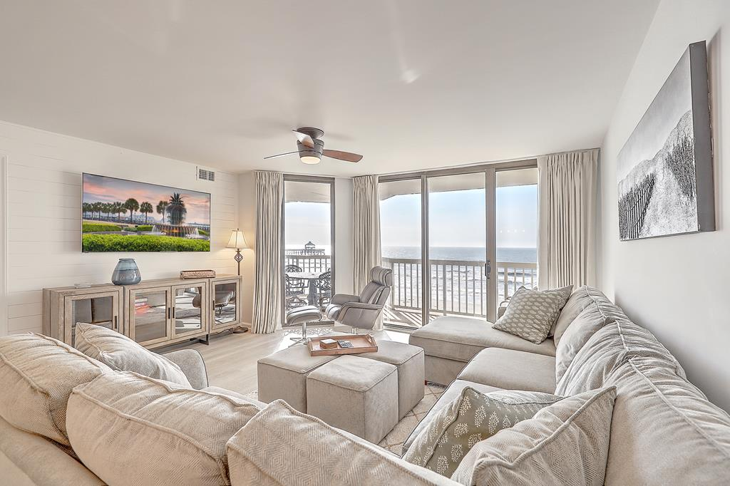Chas. Oceanfront Villas 307 - Uncork & Unwind | Photo 1