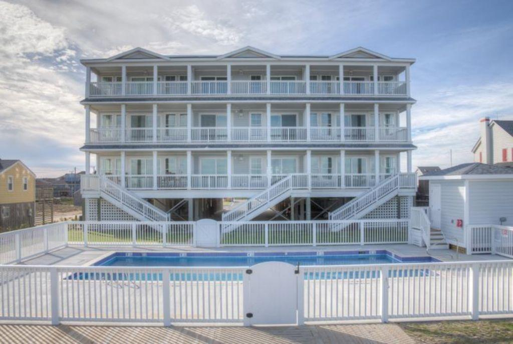 SC304 - Out of Practice - 2 BR Oceanfront with endless ocean