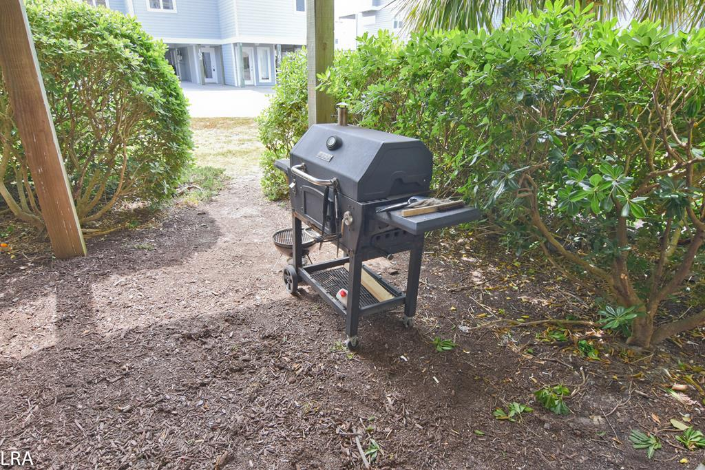 Grill on-site