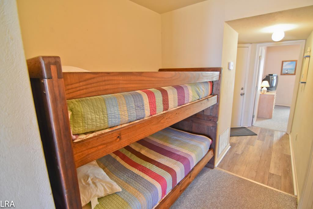 Bunk Bed in hallway