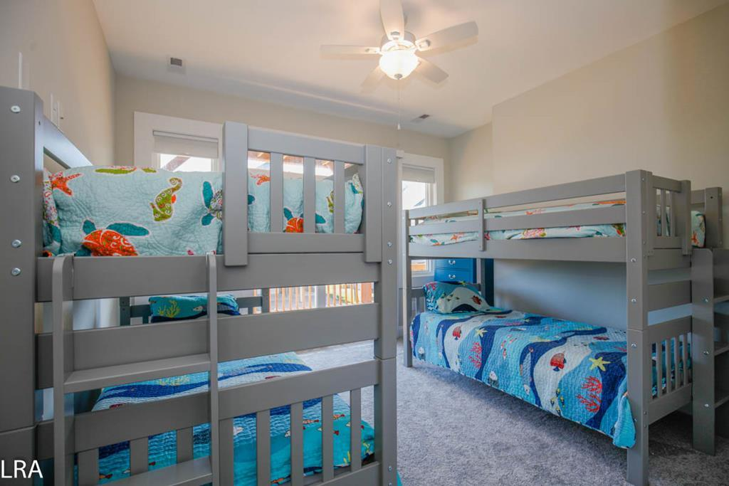 Kids Room / Bunk Beds (2nd Floor)