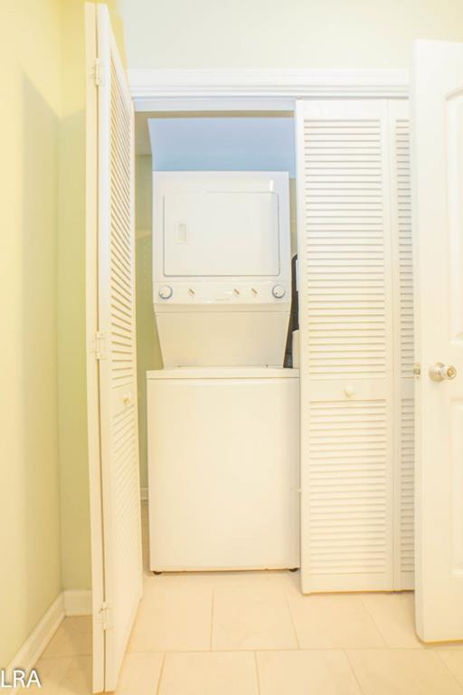 Laundry Closet - Bottom Floor