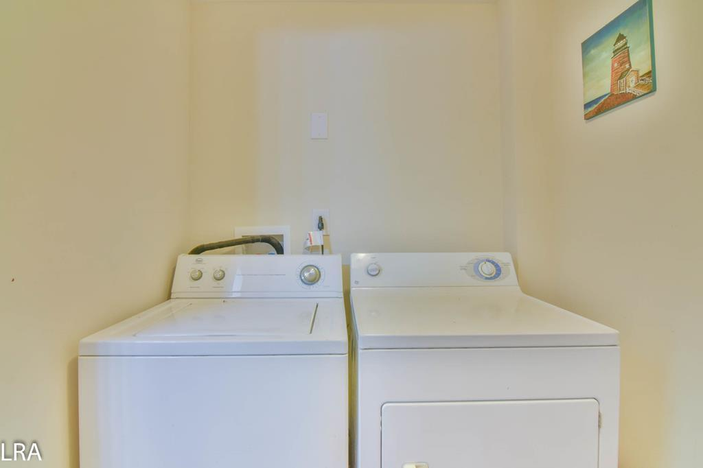 Laundry Room (Attached to BR4 Bathroom)