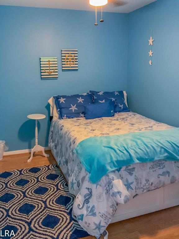 Bedroom 1 (Double w/ Twin Trundle)